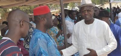 Togo :  « Invitation » à Agbéyomé au SCRIC pour enquête