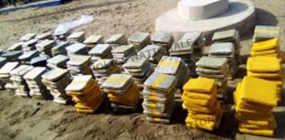 Côte d'Ivoire : En plein couvre-feu, des individus tentent de livrer la drogue en bordure de mer