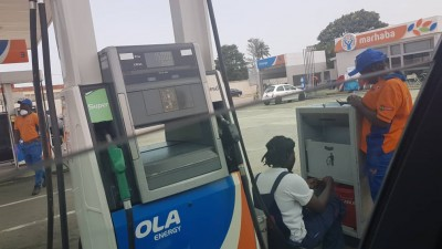 Côte d'Ivoire : Chute des cours, baisse de 30 Fcfa pour le Super Sans Plomb et 20 Fcfa pour le Gasoil