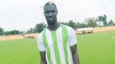 Côte d'Ivoire : En trêve forcée à cause du coronavirus, un footballeur décède