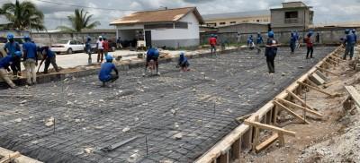 Côte d'Ivoire : Lutte contre le Covid19, des sites préfabriqués pour accueillir les c...