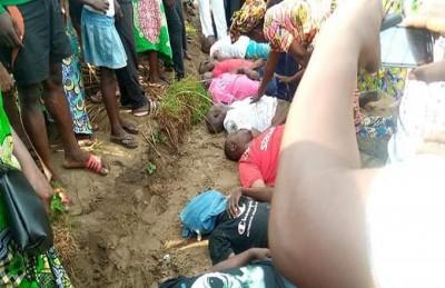 Congo : Brazazaville, 20 personnes meurent électrocutées après le passage de la foudr...