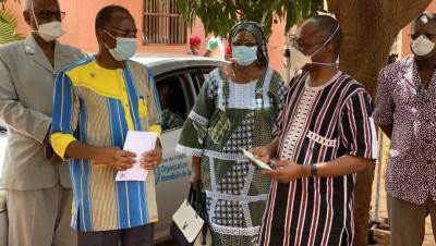 Burkina Faso : Coronavirus, 282 cas confirmés, 46 guérisons et 16 décès enregistrés