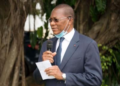 Côte d'Ivoire : Voici pourquoi  le ministre Bruno  Koné a décidé de bloquer ses interlocuteurs