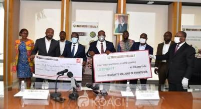Côte d'Ivoire : Lutte contre le COVID-19 , Aka Aouélé optimiste : «On n'a pas encore...