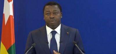 Togo :  Covid-19, Faure Gnassingbé décrète un couvre-feu et un état d'urgence, 17 pat...