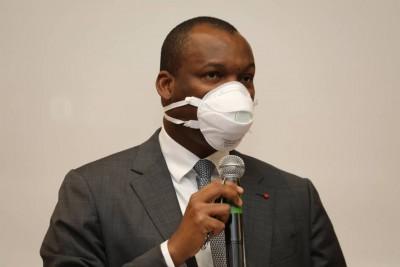 Côte d'Ivoire : Riposte contre le COVID-19, Mamadou Touré lance le concept « le vrai son » pour lutter contre les fake news
