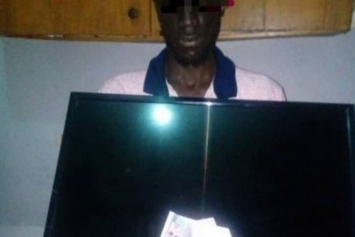 Côte d'Ivoire : Le vol sans effraction dans les domiciles, nouveau phénomène à Cocody...