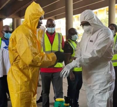 Burkina Faso : Coronavirus,  le Président Kaboré annonce des mesures fortes dans le c...