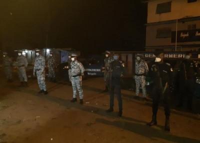 Côte d'Ivoire : Couvre-feu, cinq décès « naturels » à domicile dans la nuit du jeudi...