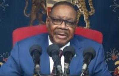 Malawi : Covid -19, le Malawi, 50ème pays africain à être touché, 4 pays toujours « épargnés »