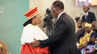 Côte d'Ivoire : Chantal Camara nommée Présidente de la Cour de Cassation, Patrice Yao Kouakou au Conseil d'Etat