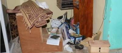 Côte d'Ivoire : À Daoukro, profitant du couvre-feu, des malfrats cambriolent une mosquée