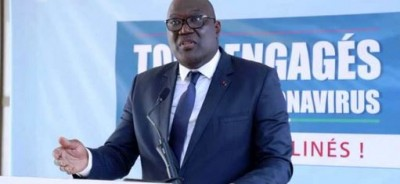Côte d'Ivoire : Même si peu de cas, « la bataille contre le coronavirus n'est pas encore gagnée » selon Samba Mamadou