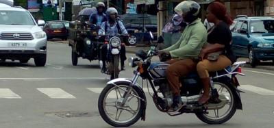 Togo : Covid-19, motos et tricycles interdits de transporter des personnes, 17 guéris