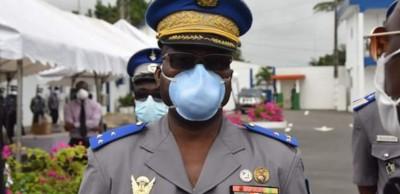 Côte d'Ivoire : Contrairement aux infox, aucun cas de Coronavirus au sein de la Gendarmerie