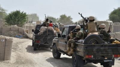 Niger : 63 jihadistes  neutralisés et 4 soldats tués lors d'un accrochage à Tillabéri
