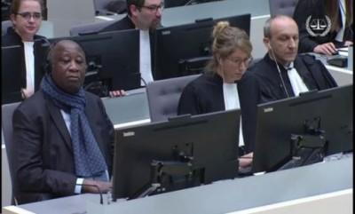 Côte d'Ivoire : CPI, nouvelle requête du conseil de Laurent Gbagbo déposée auprès de la chambre d'appel