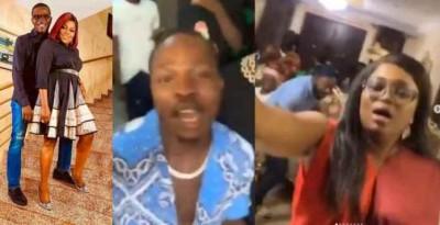 Nigeria : L'actrice Funke Akindele «Jenifa» arrêtée pour avoir  organisé une fête pendant le confinement
