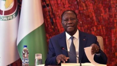 Côte d'Ivoire : Après plusieurs semaines de suspension, le conseil des ministres repr...