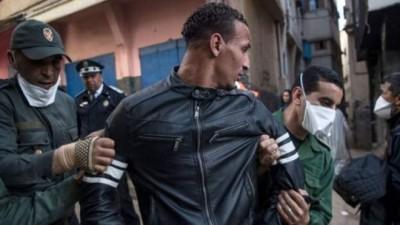 Maroc : « Ne pas  porter son masque » peut valoir 3 mois de prison