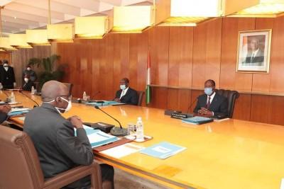 Côte d'Ivoire : COVID-19, couvre-feu prorogé au 24 avril, grâce présidentielle pour un millier de prisonniers et remise de peine pour 1004 autres