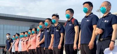 Nigeria :  Covid-19, arrivée d'une équipe médicale chinoise, le PAN plaide pour 2 mois sans frais d'électricité