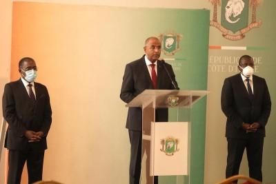 Côte d'Ivoire :  Coronavirus, communiqué du Conseil National de Sécurité du 9 avril 2020