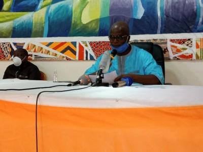 Côte d'Ivoire : COVID-19, fermetures de magasins, les commerçants sollicitent une aid...