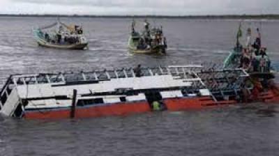 RDC: 10 morts au moins et des disparus dans le naufrage d'un bateau surchargé