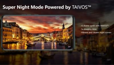 Côte d'Ivoire : Tous les détails sur la technologie TAIVOS du TECNO CAMON 15
