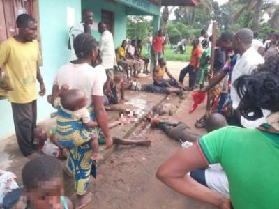 RDC : 29 morts dans un massacre attribué au groupe armé CODECO dans l'est