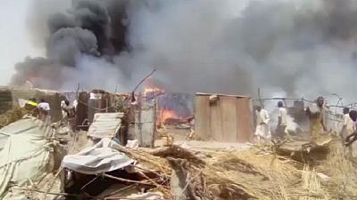 Nigeria : 14 morts dont des membres d'une même famille dans un incendie