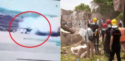 Tchad : La résidence d'un haut gradé touchée par un obus de l'armée de l'air, 5 morts