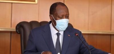 Côte d'Ivoire: Sommet extraordinaire de la CEDEAO par visioconférence pour Alassane Ouattara