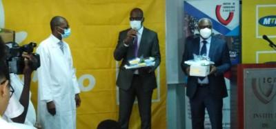 Côte d'Ivoire: Covid-19, MTN offre des équipements médicaux à l'institut de cardiologie d'Abidjan