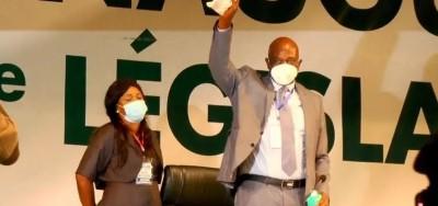 Guinée : Amadou Damaro Camara accède à la tête du parlement