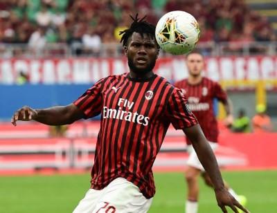 Côte d'Ivoire : Le Milan AC met la pression sur Franck Kessié qui séjourne à Abidjan à cause du Coronavirus