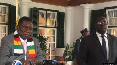 Zimbabwe : Covid -19,un opposant inculpé pour avoir injurié le Président via un message whatsapp