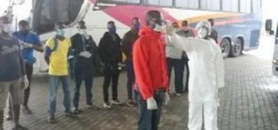 Nigeria :  Etat de Lagos, 13 nigérians rapatriés du Togo