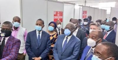 Côte d'Ivoire : Coronavirus, après les tumultes, ouverture du centre de depistage du Toit Rouge et recrutement de 1000 jeunes pour la sensibilisation