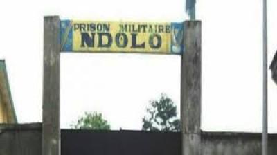 RDC: Covid-19, 41 cas de contamination enregistrés dans une prison militaire de Kinshasa
