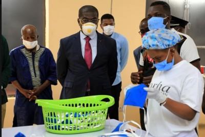 Côte d'Ivoire : Coronavirus, fonds de soutien aux PME, des arnaqueurs se signalent, Félix Anoblé met en garde