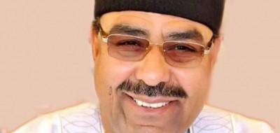 Niger : Décès du ministre de l'Emploi, Mohamed Ben Omar à l'âge de 55 ans de cause inconnue