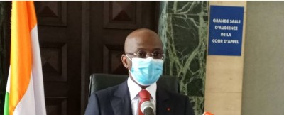 Côte d'Ivoire :  Dossier d'atteinte contre l'autorité de l'État, Adou Richard annonce l'interpellation de 19 personnes dont 14 militaires et 5 civils proches de Soro