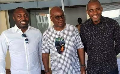 Côte d'Ivoire : Pré-campagne de la FIF, Idriss Diallo se  dévoile enfin et nomme ses représentants