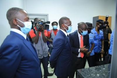 Côte d'Ivoire : Délivrance de passeport biométrique, une agence digitale inaugurée à la Djibi