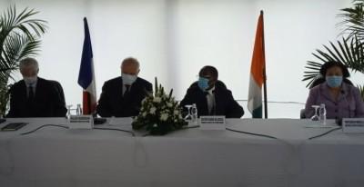 Côte d'Ivoire : COVID-19, la France renforce l'Institut Pasteur d'un montant de 4 milliards de FCFA dans l'exercice de ses missions quotidiennes