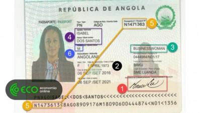 Angola : « Luanda Leaks », Isabel Dos Santo accuse la justice d'avoir utilisé un faux  passeport signé de Bruce Lee pour confisquer ses biens