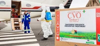 Nigeria-Madagascar : Covid-Organics, raisons de l'acceptation du don de Rajoelina par Buhari